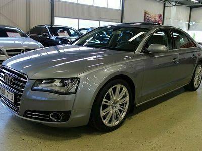 begagnad Audi A8 4.2 TDI V8 Q TipTronic AUT TAKLUCKA 2012, Sedan Pris 289 900 kr