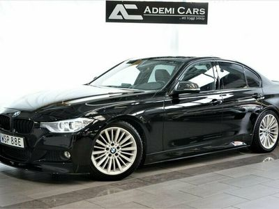 begagnad BMW 328 i 245HK M Performance Taklucka EU6