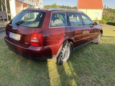 begagnad Audi A4 AVANT 1,8T