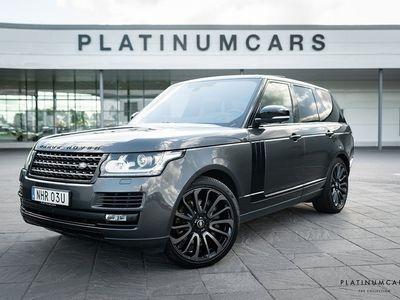 begagnad Land Rover Range Rover Vogue AUTOBIOGRAPHY 4.4 SDV8