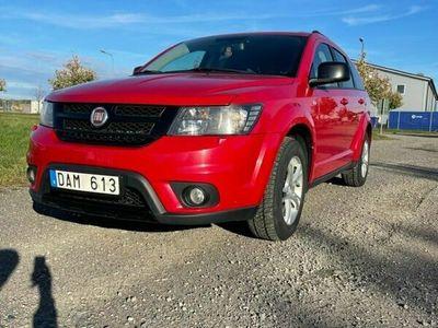 begagnad Fiat Freemont Black Code 4*4 7-sits 170hk