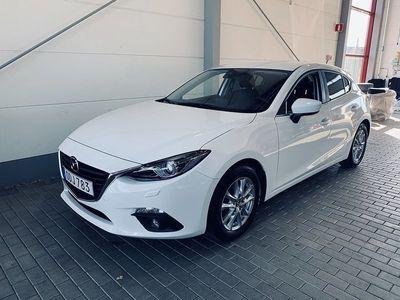 begagnad Mazda 3 2,0 Vision 120hk