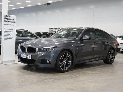 begagnad BMW 320 i xDrive M-Sport Panorama Navi Läder