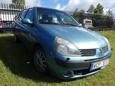 begagnad Renault Clio R.S. 5-dörra Halvkombi 1.6 107hk