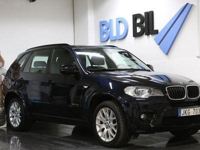 begagnad BMW X5 30d AUTO X-DRIVE NAVI DRAG M-SPORT 245HK