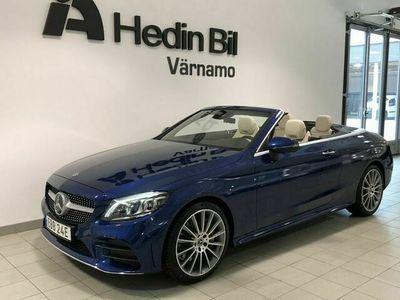 begagnad Mercedes C300 - BenzCab AMG Premiumpaket Plus
