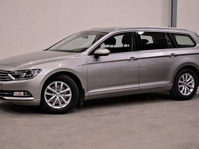 begagnad VW Passat SportsCombi 2.0 TDI BlueMotion DSG Sekventiell Euro 6 150hk