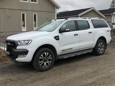 begagnad Ford Ranger wildtrack