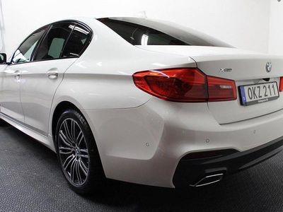 begagnad BMW 520 d xDrive Sedan G30 (190hk) M-Sport