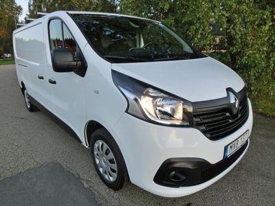 begagnad Renault Trafic 1.6 dCi Långt Skåp L2 H1 Nordic Edition