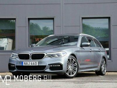 begagnad BMW 530 d xDrive 265hk Touring M Sport Innovation Pano