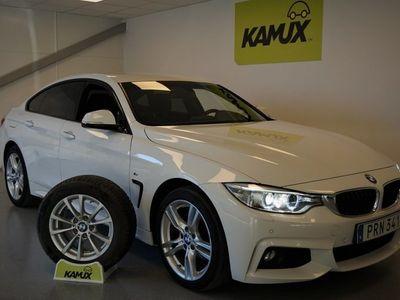 begagnad BMW 420 d xDrive. M-Sport. Eu6. Elbaklucka