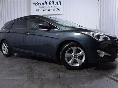 begagnad Hyundai i40 1.7 CDRi Kombi Premium