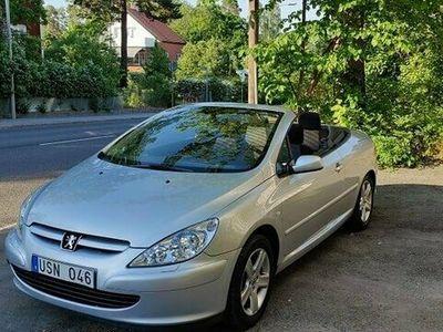 begagnad Peugeot 307 CC 2,0