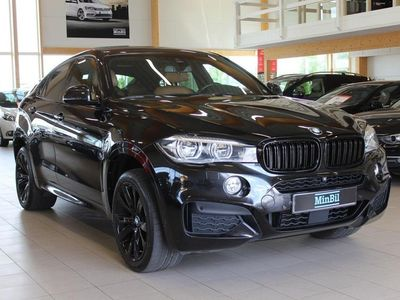 begagnad BMW X6 30d Xdrive Steptronic M Sport 258HK
