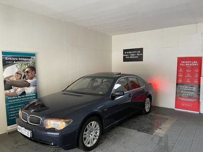 begagnad BMW 745L i Automat/333hk/FULLUTRUSTAD/16000mi