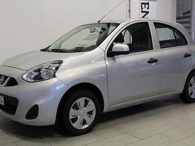begagnad Nissan Micra 1.2 2,99% RÄNTA 5DR LEASBAR NYBILSGARANTI