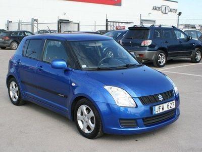 used Suzuki Swift 5-dörrar 1.3 GL 92hk Besiktad