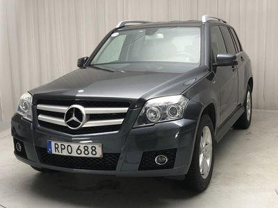 begagnad Mercedes GLK220 GLK-KlassCDI BlueEFFICIENCY 4MATIC (170hk)