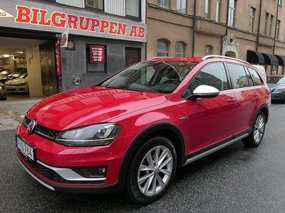 begagnad VW Golf Alltrack 1.8 TSI 4M Aut Pluspkt Drag