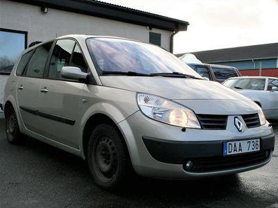 begagnad Renault Grand Scénic 2.0 7-sits Drag 135hk