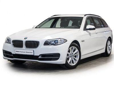 begagnad BMW 520 d Aut Touring Comfort Edition / Värma -15