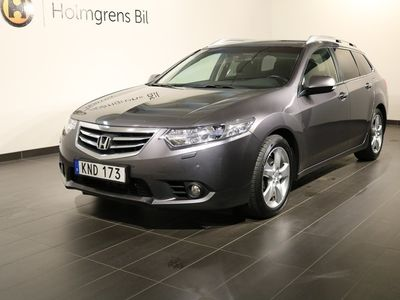 begagnad Honda Accord 2.2 i-DTEC Tourer (150hk)
