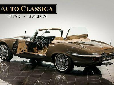 begagnad Jaguar E-Type V12 Roadster