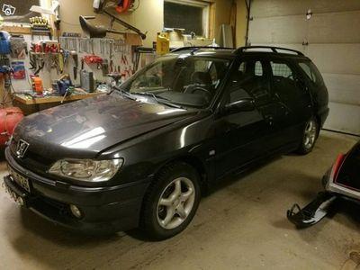 begagnad Peugeot 306 -00