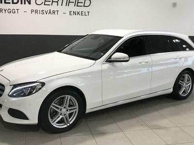 begagnad Mercedes C250 BlueTEC 4Matic Kombi VÄRMARE, GPS