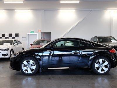 begagnad Audi TT COUPE 1.8 TFSI 180 HK / 2500mil -18
