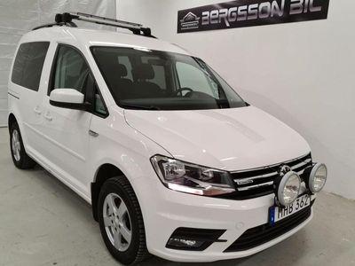 begagnad VW Caddy Life 1.4 TGI CNG Euro 6 110hk