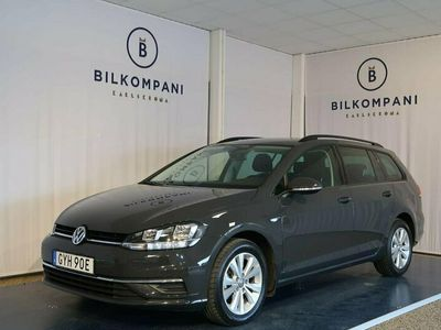 begagnad VW Golf Sportscombi 1.0 TSI 115hk *Drag*Värmare*Kamera*