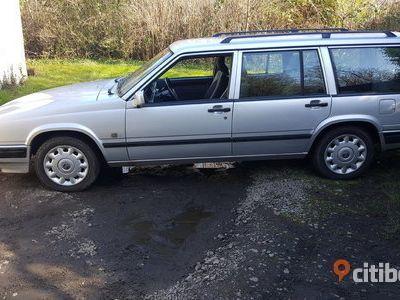 begagnad Volvo 945 lättrycksturbo 1998 Classic