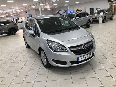 begagnad Opel Meriva 1.4 Turbo 140hk