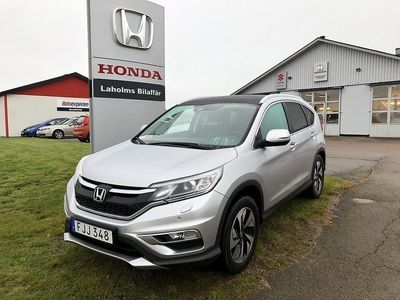 begagnad Honda CR-V 2,0 Executive AUT 4WD 6100 mil