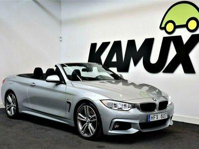 begagnad BMW 435 i Convertible Cab | M-sport | 360 | H&K |