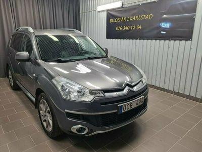 begagnad Citroën C-Crosser 2.2 HDi 4WD 7-sits 156hk