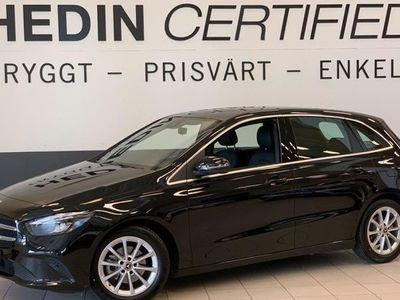 begagnad Mercedes B180 B Benz7G-DCT Progressive 2020, Halvkombi 249 900 kr