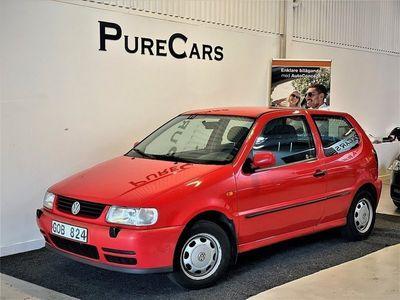 begagnad VW Polo 5-dörrar 1.4 Automat 60hk