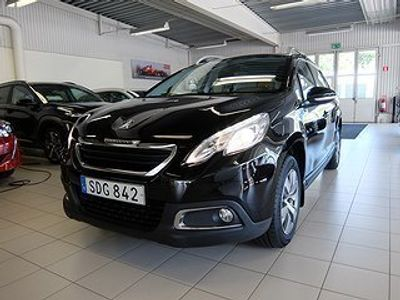begagnad Peugeot 2008 1,2 PureTech 82hk Active