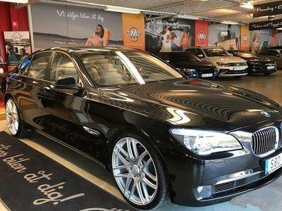 begagnad BMW 740L d xDrive Låga mi Fint skick 2012, Sedan 289 900 kr