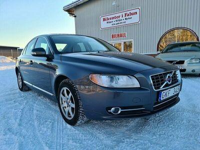begagnad Volvo S80 D3/Automat/Summum/163hk/drag/Aux/Usb/0:-Kont
