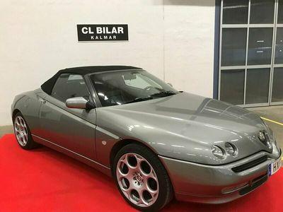 begagnad Alfa Romeo Spider 2.0 TS 150hk