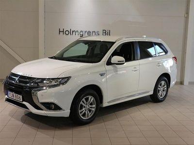 begagnad Mitsubishi Outlander P-HEV Rephev 2.0 A1 4WD