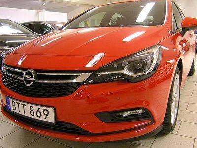begagnad Opel Astra Dynamic 5d 1.4 turbo 2016, Halvkombi 169 900 kr
