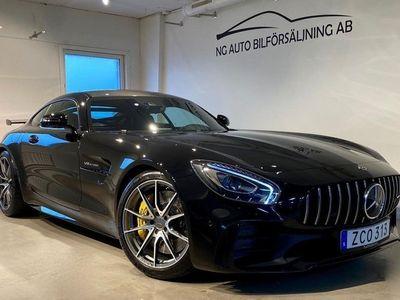 begagnad Mercedes AMG GT R 585hk SvenskSåld