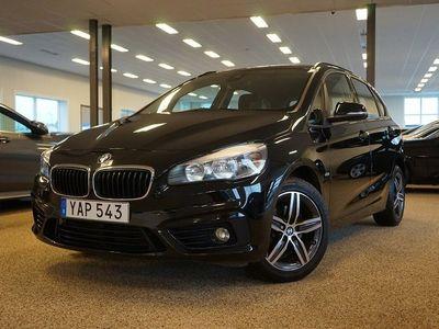 begagnad BMW 218 Active Tourer d Sport line Euro 6 150hk
