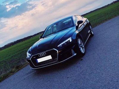 begagnad Audi A5 45 TFSI 245 HK Överlåtelse