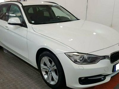 begagnad BMW 318 3K D XDRIVE